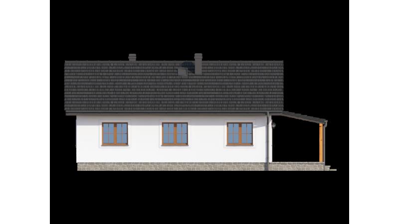 Bungalow Holzhaus