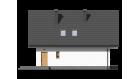 Holzhäuser mit Dachgeschoss.