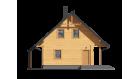 Winterfestes Holzblockhaus Bausatzhäuser bauen.
