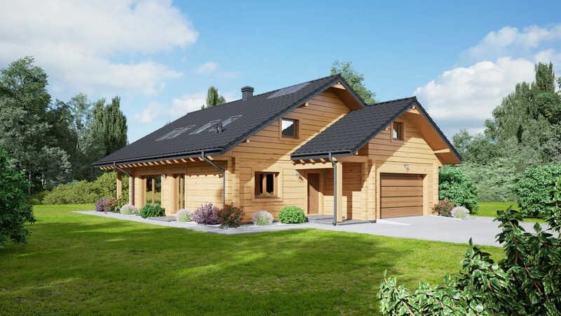 Holzhaus Blockhaus Preis