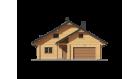 Holzhaus aus Polen,