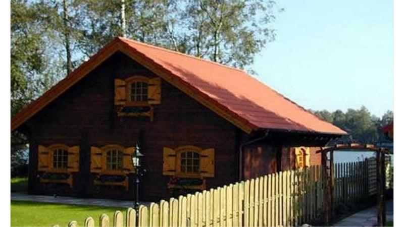 Holzhaus Ferienhaus Bystra - D15