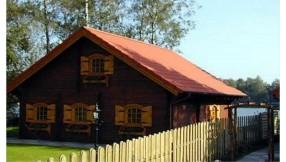 Günstige Holzhaus Ferienhaus Bystra - L01