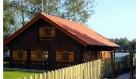 Günstige Holzhaus, Blockhaus Ferienhaus Bystra - L01
