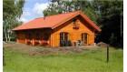 Wir bieten Holzhäuser, Blockhäuser,