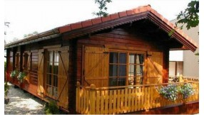 Holzhaus Ferienhaus Bystra - L04