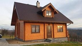 Blockhaus-Holzhaus-D-03W